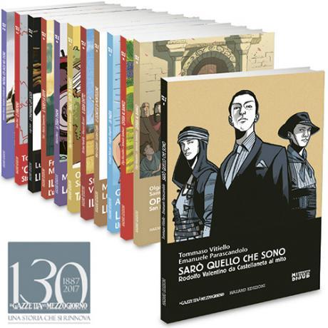 D. Iacobbe, G. Miriantini T. Vinci presentano Midi - Fumetti per il Sud