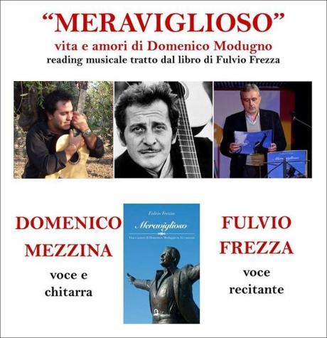 Meraviglioso' Domenico Modugno Raccontato Con Le Sue Canzoni