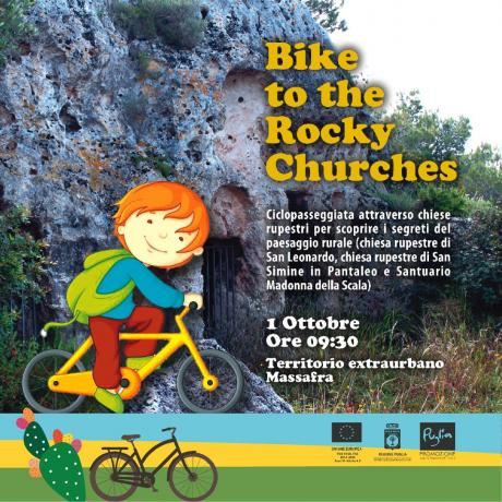 Bike to the Rocky Churches