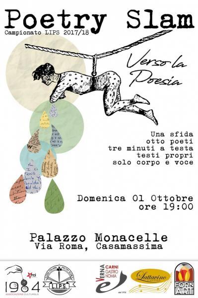 Poetry Slam - Casamassima - Verso la Poesia