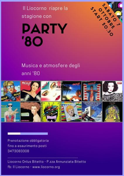 PARTY '80