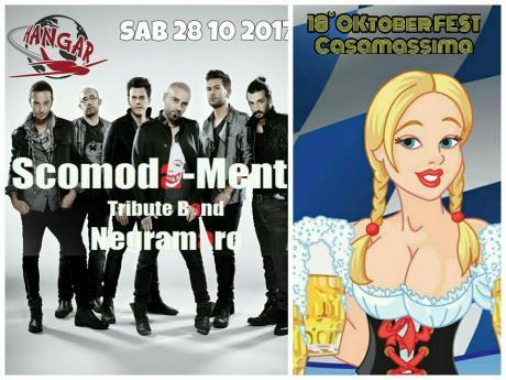 18° Oktober FEST Casamassima ★ Negramaro LIVE