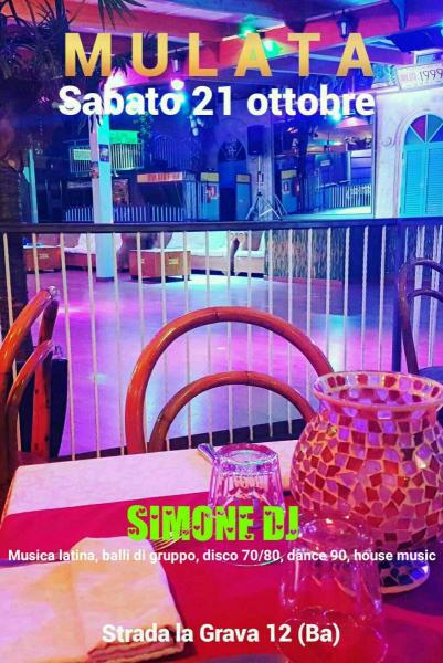 Mulata - Simone dj