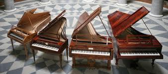 Dal Clavicordo al Pianoforte Gran Coda: una lunga storia