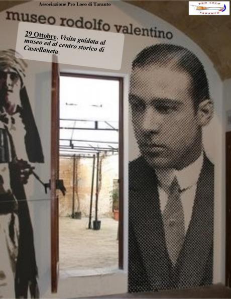Visita guidata al Museo Rodolfo Valentino ed al centro storico di Castellaneta