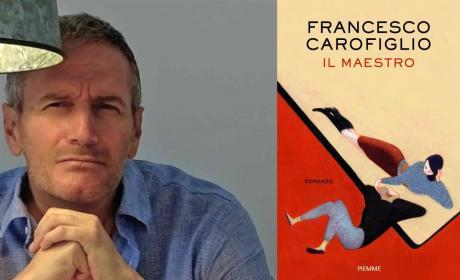 Incontro con l'autore Francesco Carofiglio