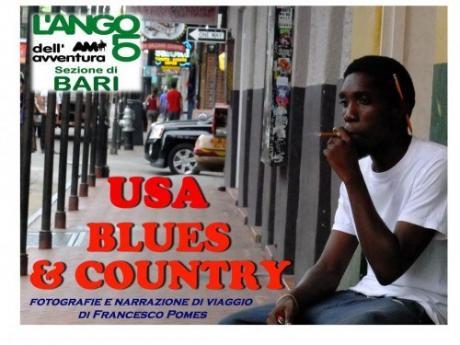 Incontri con i Viaggiatori: USA Blues & Country