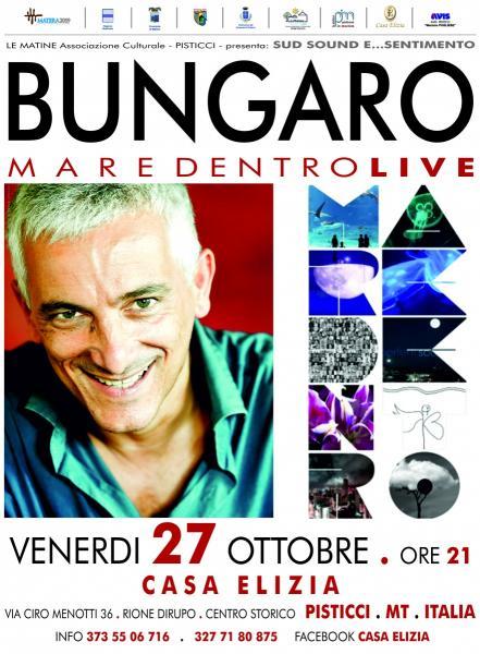 Bungaro  Maredentrolive