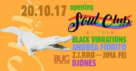 BUG presenta: Soul Club Opening