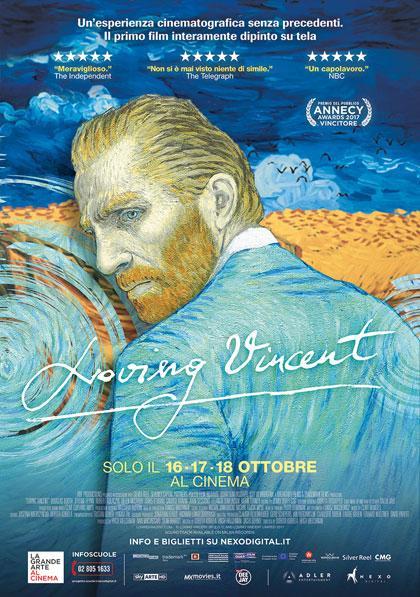 """Loving Vincent"" al Cinema Etrusco"