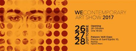 We contemporary art show 2017 Roma/Kiev
