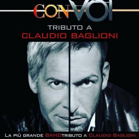 Con Voi' tributo a Claudio Baglioni a Bisceglie
