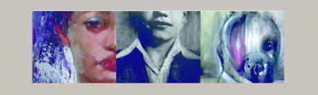"""""""Identification"""", mostra di Alessandro Papari, Massimo Campagna, Lucio DDT Art"""