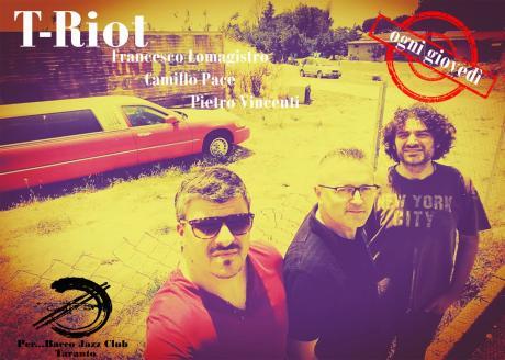 Il Resident Trio con il T-Riot - Giovedi 19 Ottobre ore 21,30