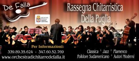 """ORCHESTRA DI CHITARRE DE FALLA di P.SCAROLA: """"Speciale GIOACCHINO ROSSINI"""""""