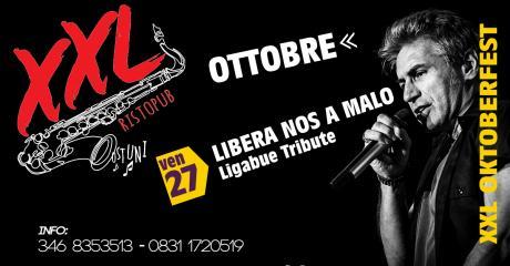 Libera Nos a Malo at XXL Music Pub // 27 Ottobre 2017