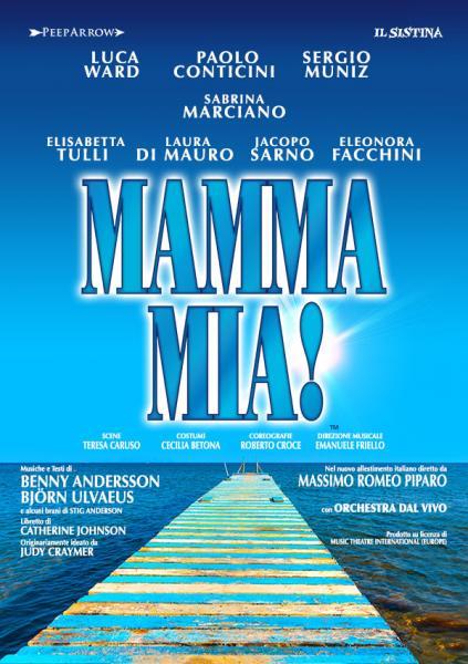 MAMMA MIA! musical