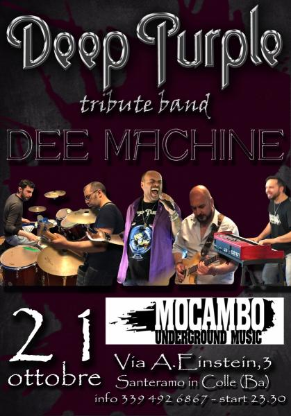 Dee Machine ( Deep Purple tribute)