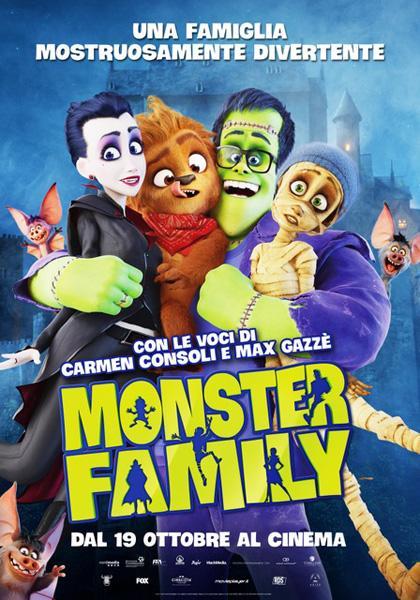 Sala 2: Monster Family