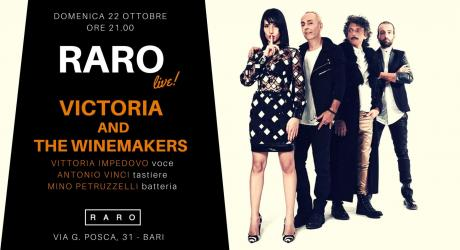 RARO Live: Victoria and the Winemakers