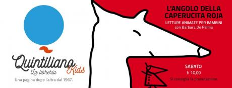 L'Angolo della Caperucita Roja - letture per bambini