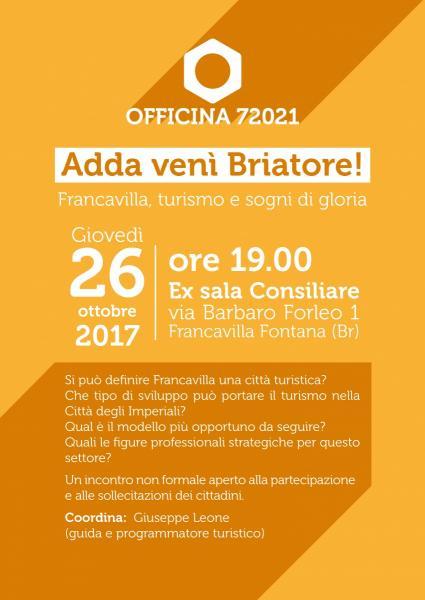 Adda venì Briatore! Francavilla, turismo, sogni di gloria