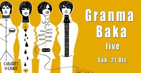 Granma Baka live