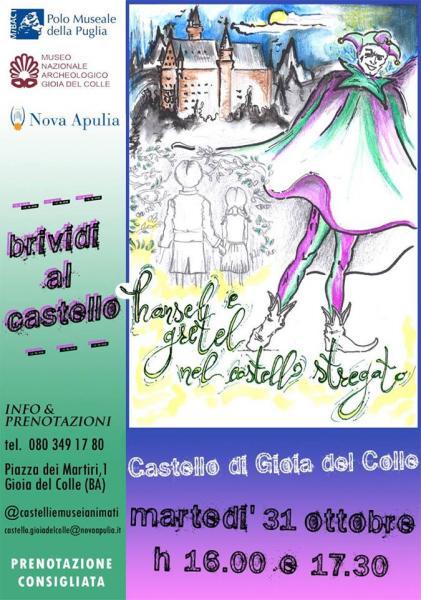 Hansel & Gretel Nel Castello Stregato
