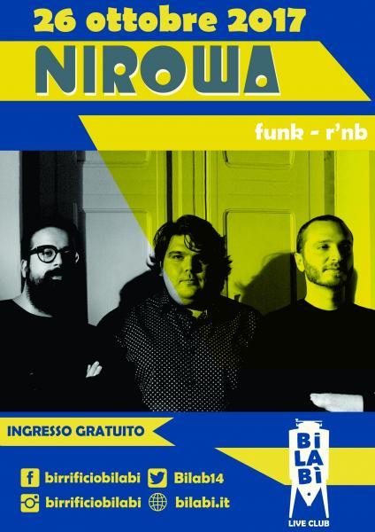 Bilabì Live Club - Nirowa