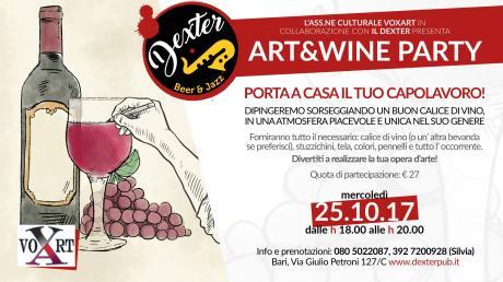 Art & Wine Party!