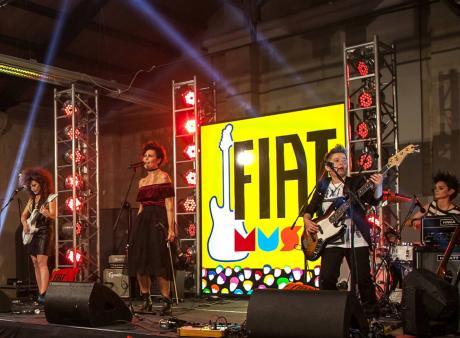 """Le Rivoltelle sono in semifinale al """"Fiat Music Tour"""""""