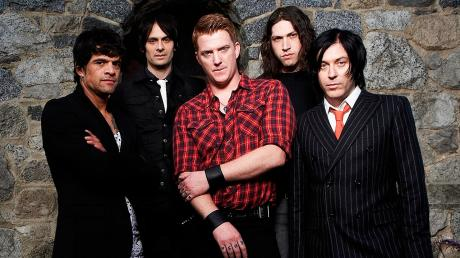 Queens of The Stone Age in concerto