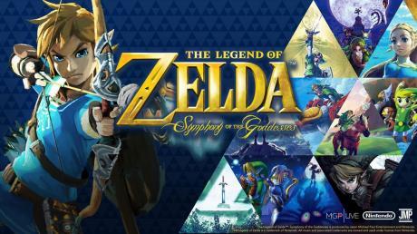 The Legend of Zelda: Symphony of Goddesses - Master Quest