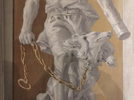 """Sette capolavori di Giandomenico Tiepolo """"palladianista""""."""