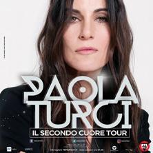 """Paola Turci:  """"Il Secondo Cuore Tour"""""""