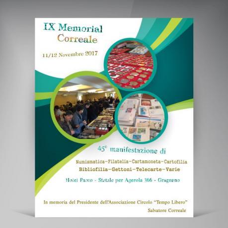 IX Memorial Correale 11/12 novembre 2017 - Gragnano