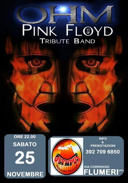 Ohm Pink Floyd - Flumeri (av) - Olympus Pub