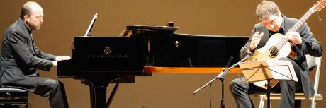 ArmoniE in Bianco e Nero - III Edizione Duo Chitarra - Pianoforte Luca Lucini -Matteo Falloni