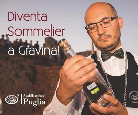 Presentazione del Corso da Sommelier di I livello AIS Puglia