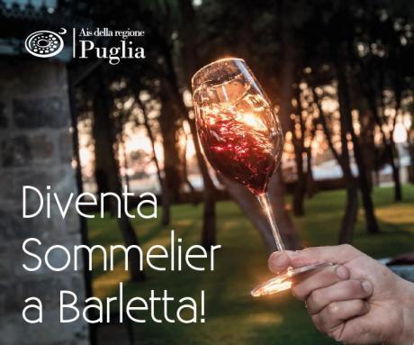 Partecipa al Corso di Primo Livello da Sommelier AIS Puglia