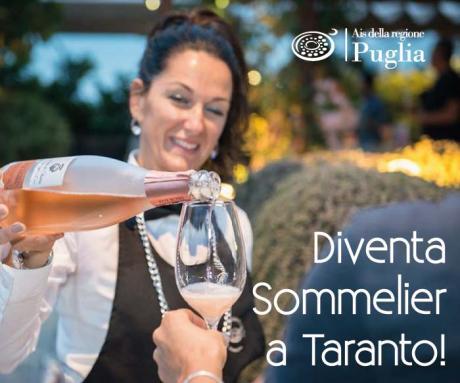 Partecipa al Corso di Primo Livello da Sommelier a Taranto