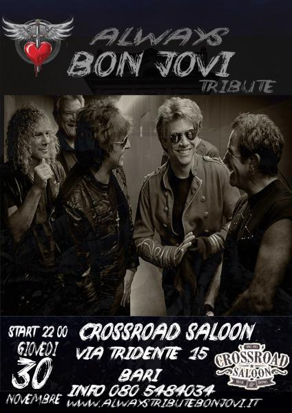 Always Tribute Bon jovi Live