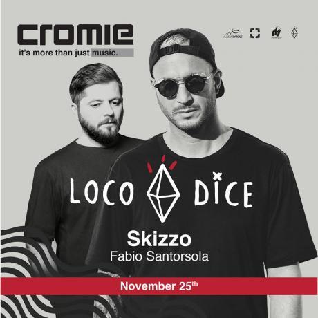 #locodice Cromie Disco