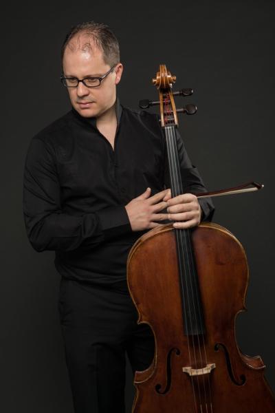 Il violoncellista Giovanni Gnocchi in concerto