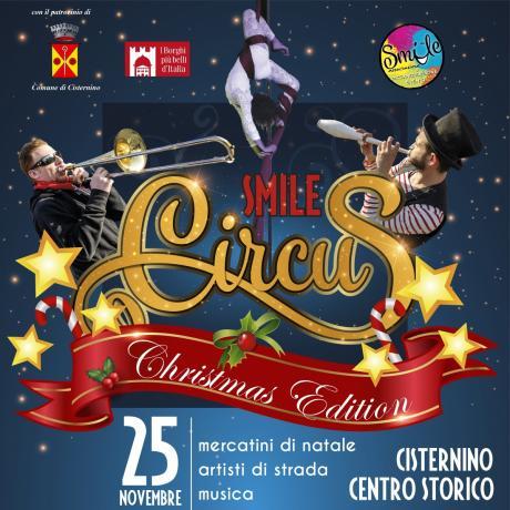 SMILE CIRCUS - IL CIRCO DEL SORRISO - Christmas Edition