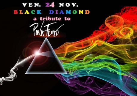 BLACK DIAMOND - Pink Floyd tribute band live @ FERUS