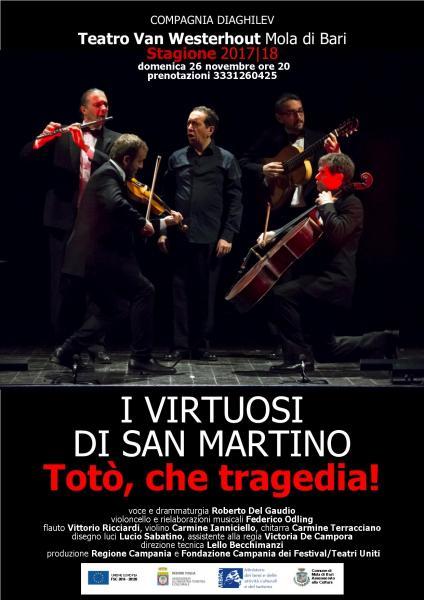 Toto' Che Tragedia