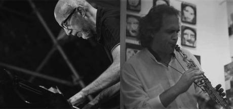 Giancarlo Tossani & Fabio Delvò live concert - Jazz Lag #3
