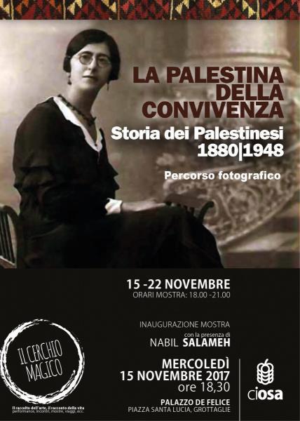 La Palestina della Convivenza