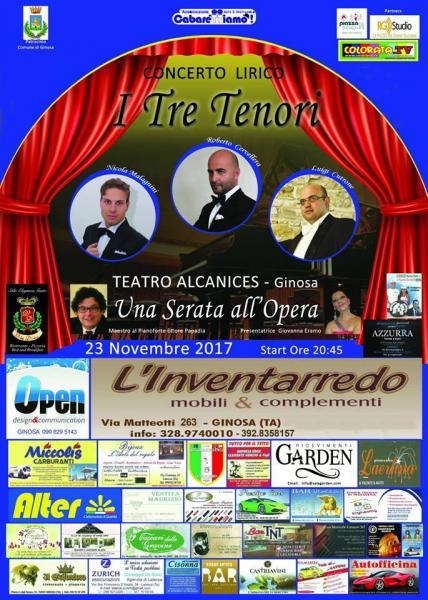 Una  Serata All 'Opera